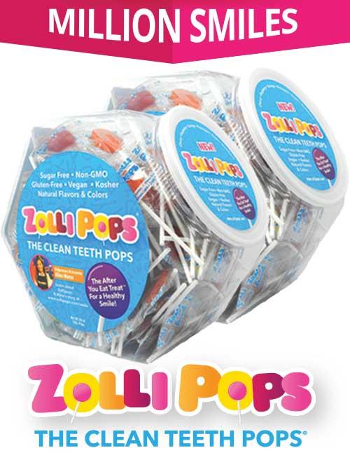 Zollipops Million Smiles
