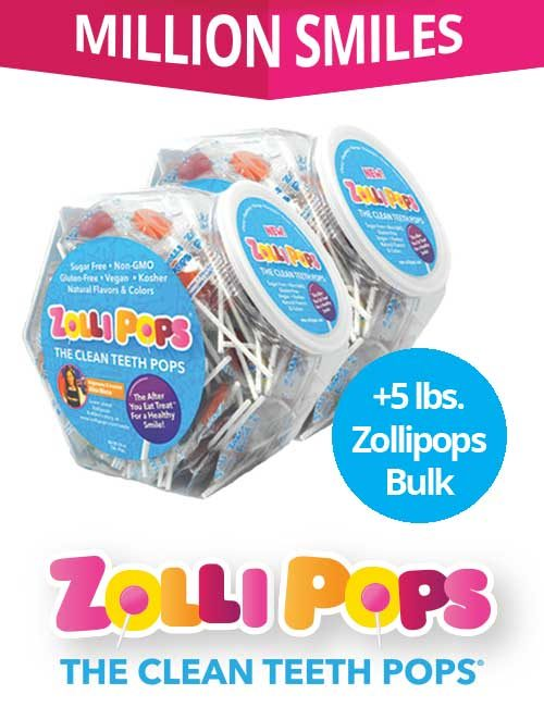 Zollipops Millon Smiles