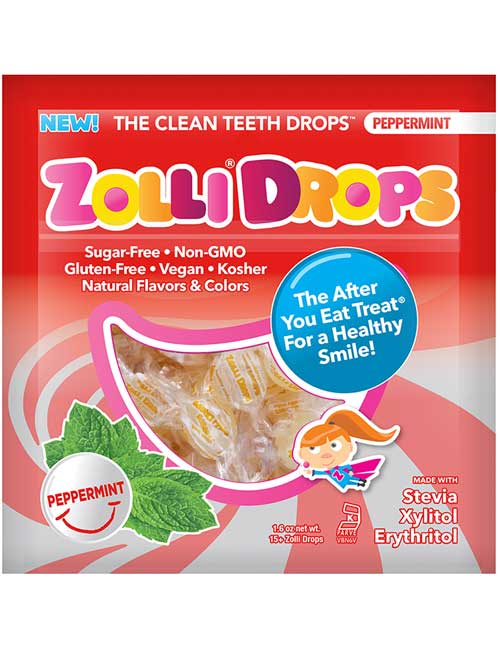 Zolli Drop Peppermint 15 ct 3513