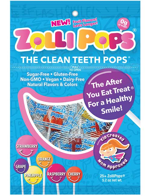 Zollipops Variety 25 ct #3285