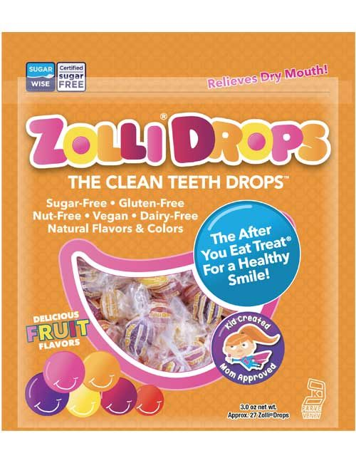 Zolli Drops Variety Fruit 15ct 3506