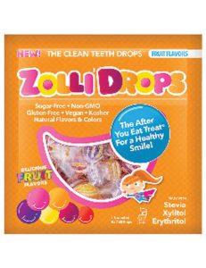 Zolli Drops Fruit Flavors