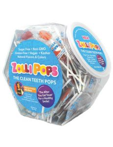 Zolli Pops Hex Jar